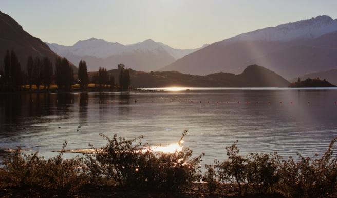 afternoon lake